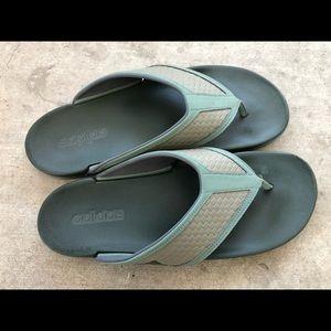 Adidas men flip flop sandals